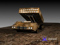3d model vehicle