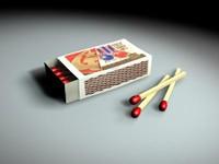 matchbox 3d model