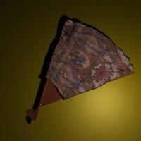 maya oriental fan