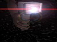 maya library scanner hand