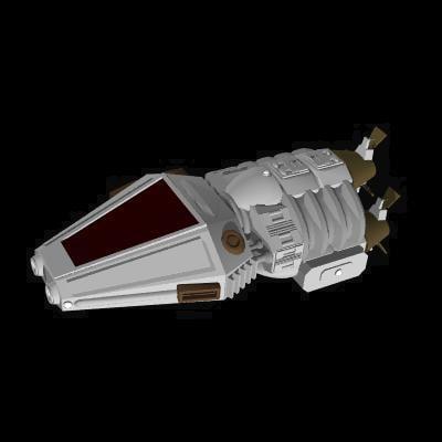shuttle pod 3ds free