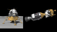 free lwo model apollo spacecraft