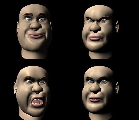 head morph lwo free