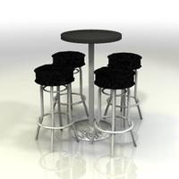 BarStools&Table.lwo