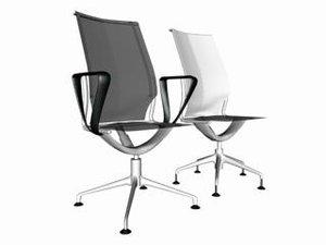 3d model alberto meda office chair