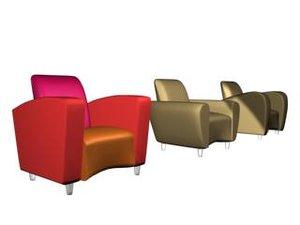 3d chair easy