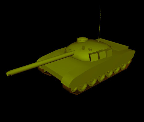 russian tank 3ds