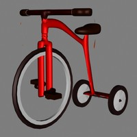 dxf tricycle