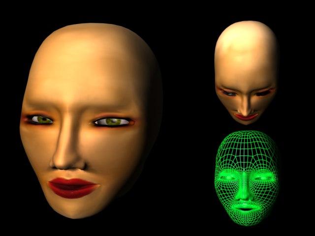 female head max
