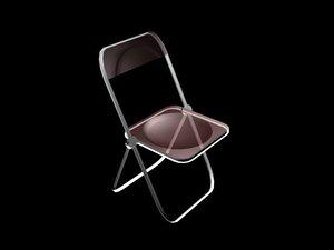 3dsmax piretti chair