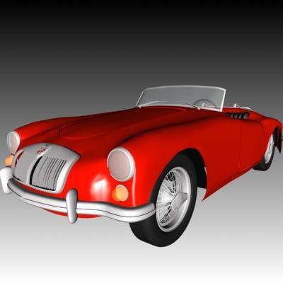 mga 1950s british 3d 3ds