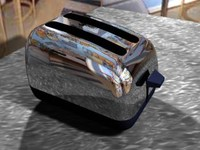 max toaster chrome