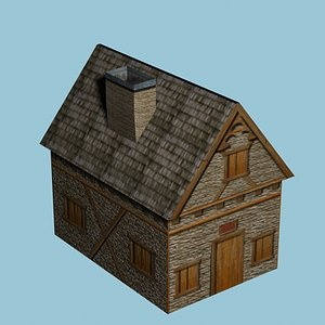 building tavern 3d model