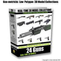 24 Guns