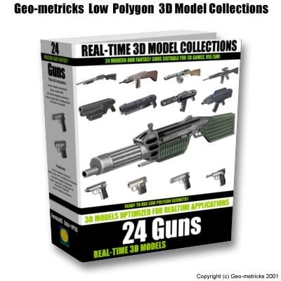 s weapon 3d model