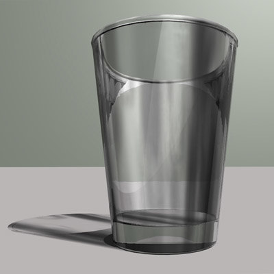 drinking glass lightwave 3d lwo