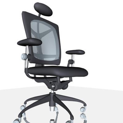 vitra ypsilon 3d model