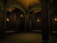 dungeon 3d max