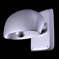 outdoor wall lamp 3ds