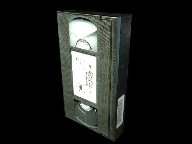 conan tape 3d model