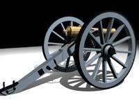 3d max cannon