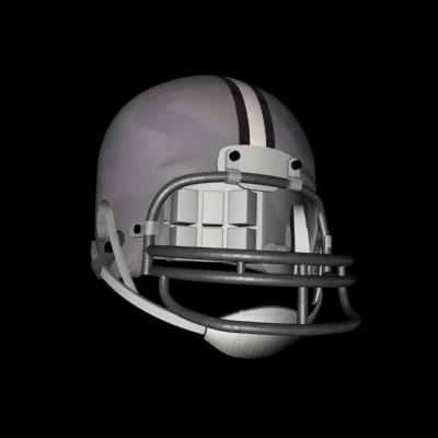 max football helmet