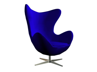 classic chair 3ds free