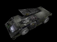 mindcrawler vehicle 3d ma