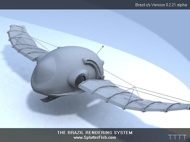 3ds max aircraft plane