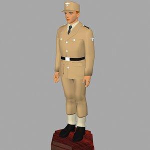 world war german 3d 3ds