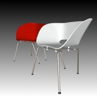 seat chair 3d model