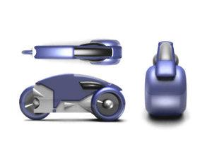 lightcycle tron 3d model