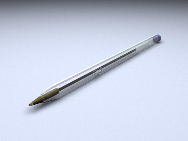 lightwave ballpoint pen