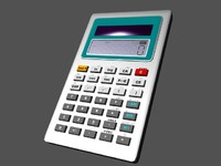 scientific calculator 3d lwo