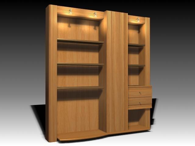 3d wardrobe cabinets
