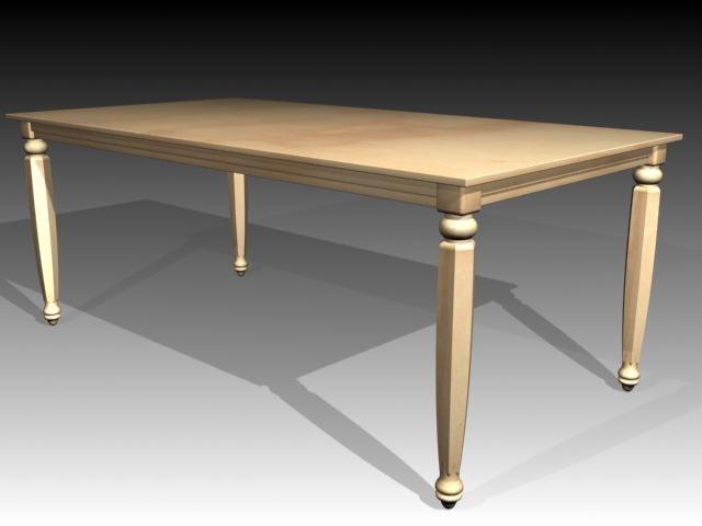 3d tables