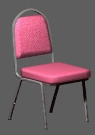 3d stackable chair stacking