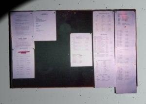 notice board 3d max