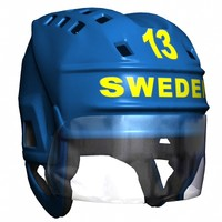 lightwave hockey helmet