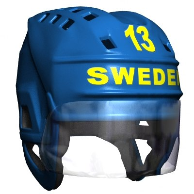 lightwave hockey helmet