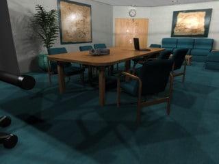 3d board room