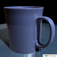 3ds max tea cup