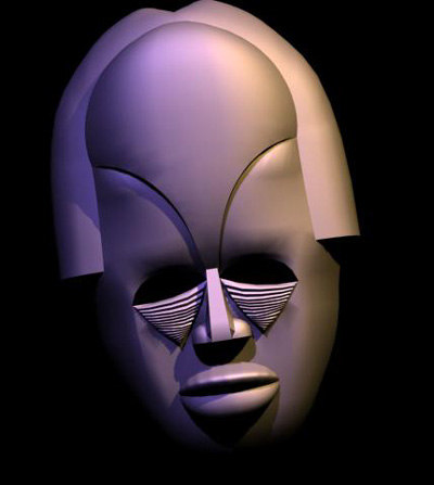 mask 3ds free