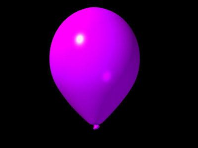 balloon 3d lwo