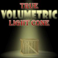 volumetric light 3d model