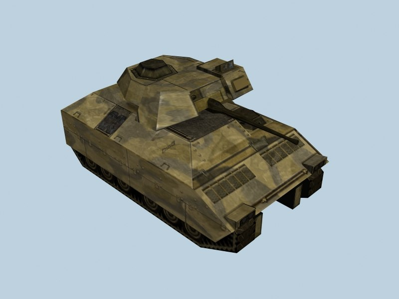 military tank max