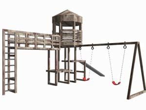 children 3d model