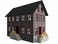 lwo old house