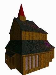 obj church construction