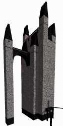 asylum batman 3d model